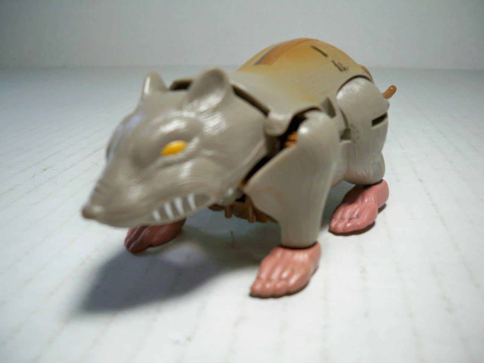 D0000053 BEAST WARS RATTRAP RAT TRAP WITH GUN COMPLETE