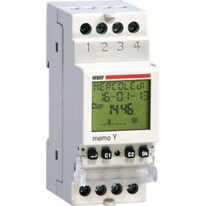 Interruttore orario MEMO Y -VEMER VE340600