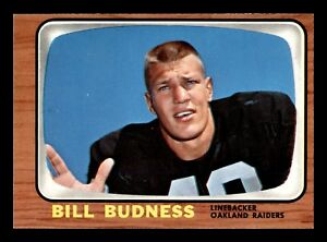 BILL-BUDNESS-1966-TOPPS-1966-NO-105-NRMINT-20456