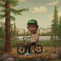 Tyler The Creator Wolf Limited Deluxe Ryden Pink Colored Vinyl 2 Lp + Cd