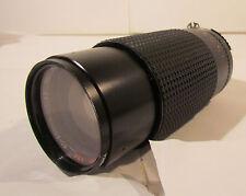 Albinar ADG 80-200mm 1:3.9 MC Macro Zoom Lens with Case