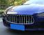 Indexbild 4 - 12PCS ABS Verchromt Front Kühlergrill Frontgrill Trim für Maserati Ghibli 14-17