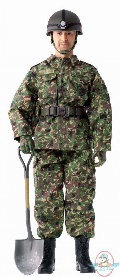 1/6  Kentaro Kogure  Sergeant JGSDF Infantry,Disaster Relief Operation