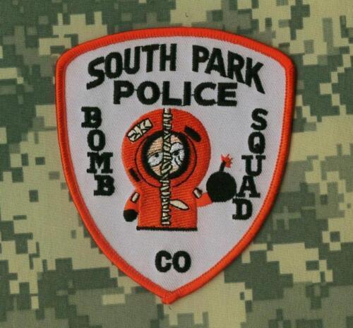 KANDAHAR POLO CLUB PRO-MEMBER SEAL EOD TEAM IRON-ON PATCH South Park Bomb Sqd