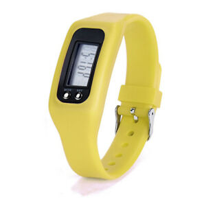 Fitness-Band-Calorie-Step-Counter-Pedometer-Watch-Kid-Activity-Tracker-Durable