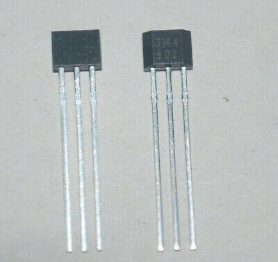 10pcs A3144 A3144E OH3144E A1044 Hall Effect Magnetic Sensor Switch Arduino