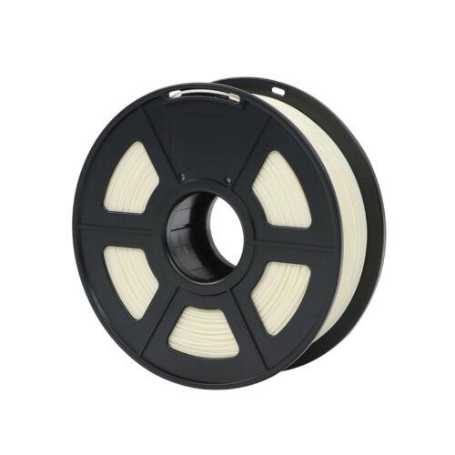 Anycubic 1KG 1.75mm PLA Black 3D Printer Filament Spool 2.2lbs,Multi-Colour US
