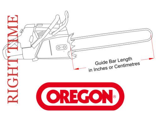 OREGON 3//8 Pitch Ripping catena per Stihl 038 039 064 066 MS340 MS361 MS440 MS660