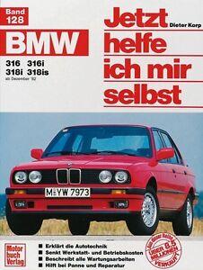 BMW-316-318-E30-Jetzt-helfe-ich-mir-selbst-Reparaturanleitung-Reparaturbuch-Buch