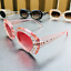 Fashion Square Rectangle Bling Black Brown Pink Women Shade New 2018 Sunglasses