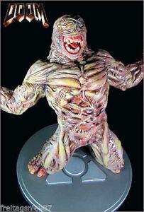 Doom Hellknight Statue De 26cm 4 Premières Figurines