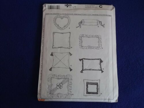 McCall/'s Patterns ~ All Decor Patterns ~ ~ ~ Listing 9260