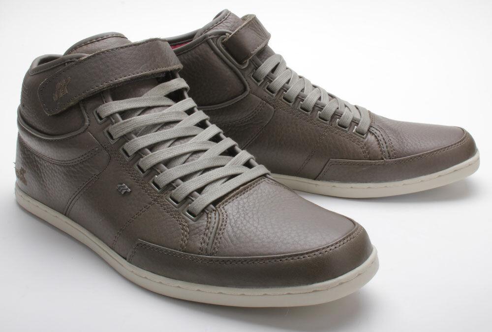Boxfresh Swich Lea Falcon Herren Schuhe Turnschuhe grau E-11547 grau