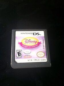 Disney Princess: Magical Jewels (Nintendo DS, 2007)
