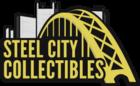 Steel City Collectibles 99.7% Positive feedback