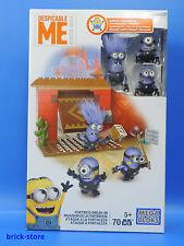 Mattel  Mega Blocks Minions / DKX77 /   Festungseinbruch