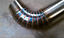 2.5 304  stainless steel 12 Degree Pie Cuts DIY turbo downpipe exhaust 20 pack