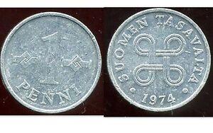 FINLANDE-1-penni-1974-bis