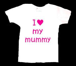 Das Bild Wird Geladen Personalisierte Ich Liebe Meine Mutter Mama MOM