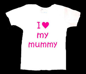 Image Is Loading PERSONALISED I LOVE MY MUM MUMMY MOM MOTHER