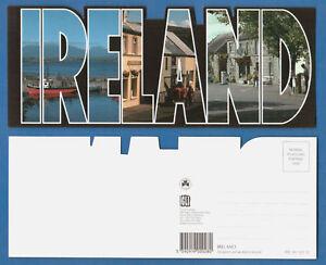 CARTOLINA-POSTCARD-VINTAGE-IRELAND-IRLANDA-1980-ca