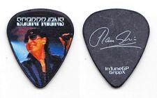 Scorpions Klaus Meine Signature Photo MISPRINT Guitar Pick - 2013-2014 Tour