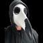 Deluxe-Medico-della-Peste-maschere-Lattice-Naso-Lungo-Steampunk-bird-CROW-Maschera-Halloween