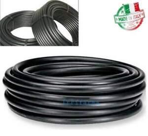 Tubo-per-Irrigazione-Giardino-Esterno-mt-100-Pn6-6-BAR-mm-16-PIPEPLAST