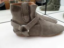 NIB ISABEL MARANT ETOILE RALPH GAUCHO TAUPE BOOTS - SIZE 41 OR 11 US - $665.00