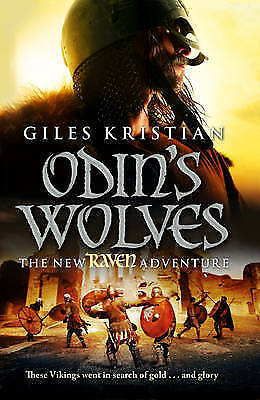 1 of 1 - Raven: Odin's Wolves, Acceptable, Giles Kristian, Book