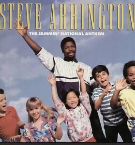 LP-The-Jammin-039-National-Anthem-von-Steve-Arrington
