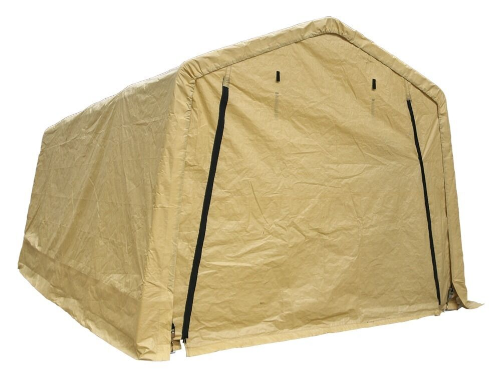 Sealey Car Port Shelter 3 x 5.1 x 2.4mtr CPS01