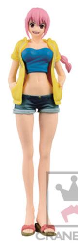 NEW One Piece Jeans Freak Vol.10 Rebecca Blue Top Figure 17cm BANP36337 USA
