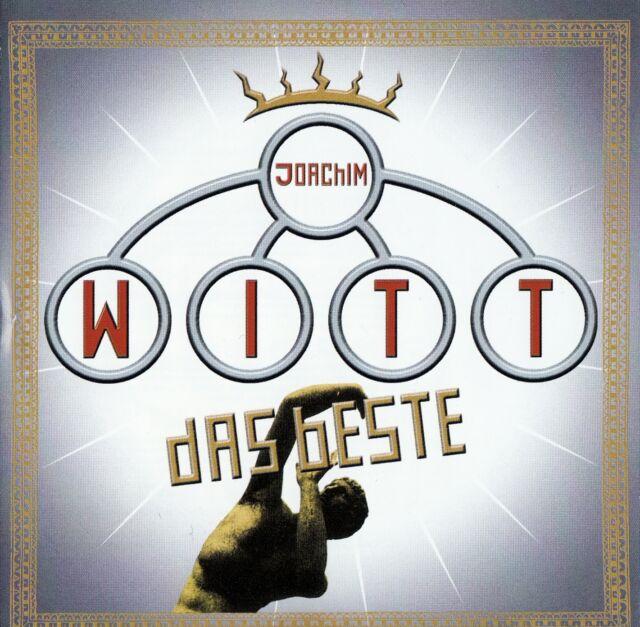 JOACHIM WITT : DAS BESTE / CD - TOP-ZUSTAND