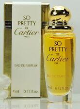 So Pretty de Cartier EDP Miniatur 4 ml Eau de Parfum