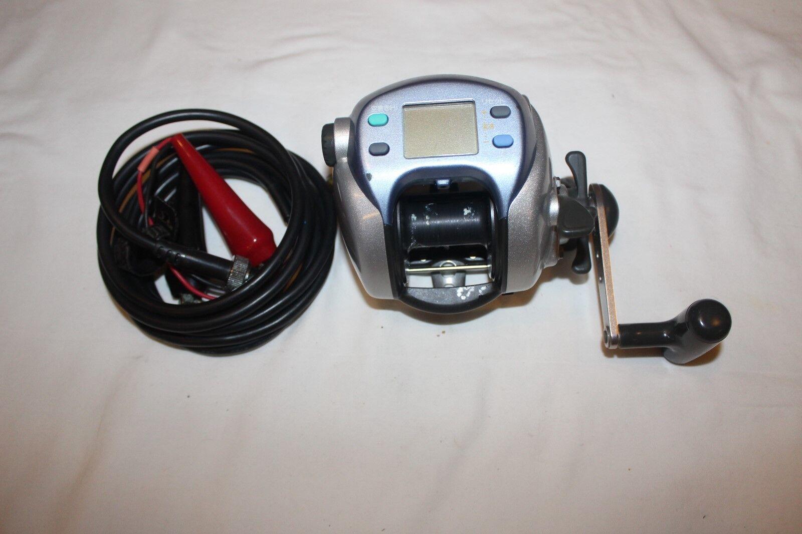DAIWA SUPERTANACOM-S-500-WP-IM OVP-ELEKTROROLLE-MADE OVP-ELEKTROROLLE-MADE OVP-ELEKTROROLLE-MADE IN JAPAN-Nr-909 c8a161