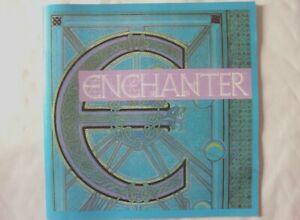 60069 Instruction Booklet-enchanteur-commodore Amiga (1991)-afficher Le Titre D'origine Dans Beaucoup De Styles
