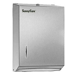 525 Multi-Fold Paper Towel Sunera Black Paper Towel Dispenser 400 C-Fold