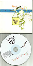 CORINNE BAILEY RAE Trouble sleeping INSTRUMENTAL UK Carded PROMO DJ CD single