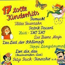 01-17-Tolle-Kinderhits-von-Fun-Kids-CD-Zustand-gut