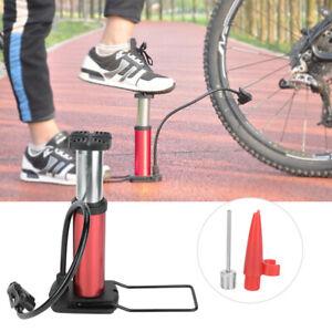 Light-Portable-Pressure-Inflator-Bike-Bicycle-Tyre-Tire-Mini-foot-hand-Air-Pump