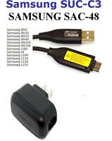 Samsung Sac-48 Charger And Suc-c3 Cable Combo