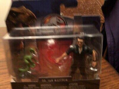 JURASSIC WORLD PARK Dr Ian Malcolm Figure Legacy Collection Jeff Goldblum nouveau