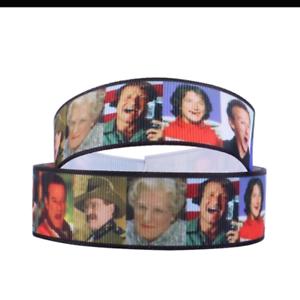 Robin Williams Ribbon 1m long