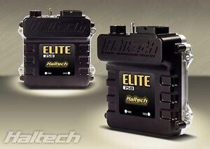 2 JZGTE Haltech Elite Serie 750 con arnés trenzado 1JZ/2JZ GTE