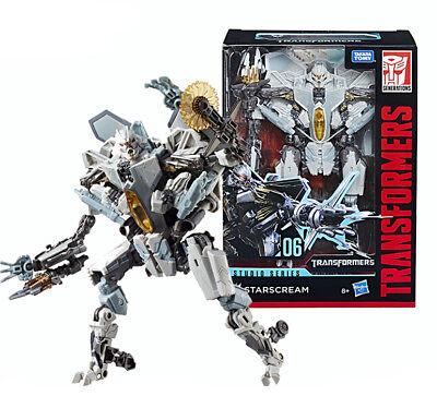 Transformers ROTF Studio Series 21 Starscream Robot PVC Action Figures Doll Toy
