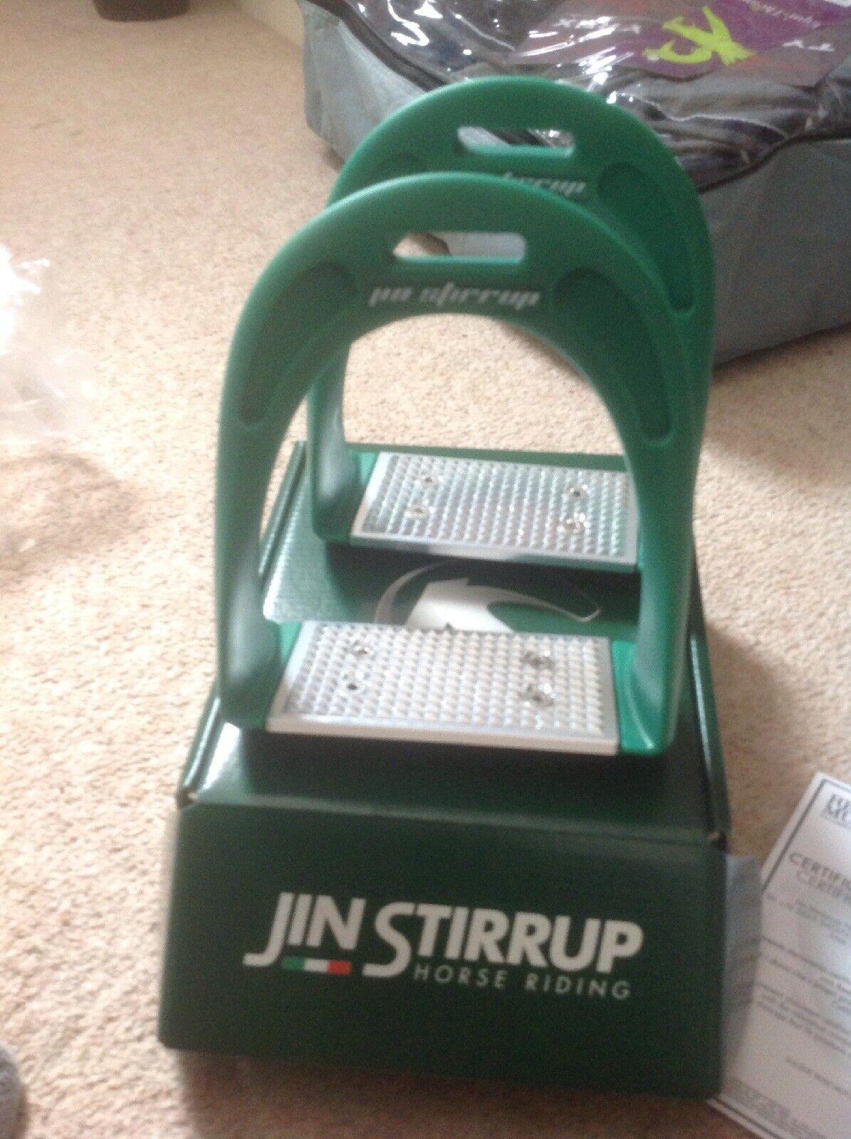 5 pollici verde Jin EVOL Staffa Ferri da Stiro