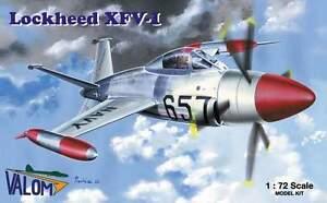 GOOD-PRICE-Valom-1-72-Lockheed-XFV-1-plastic-kit