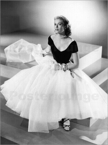 Leinwandbild Grace Kelly