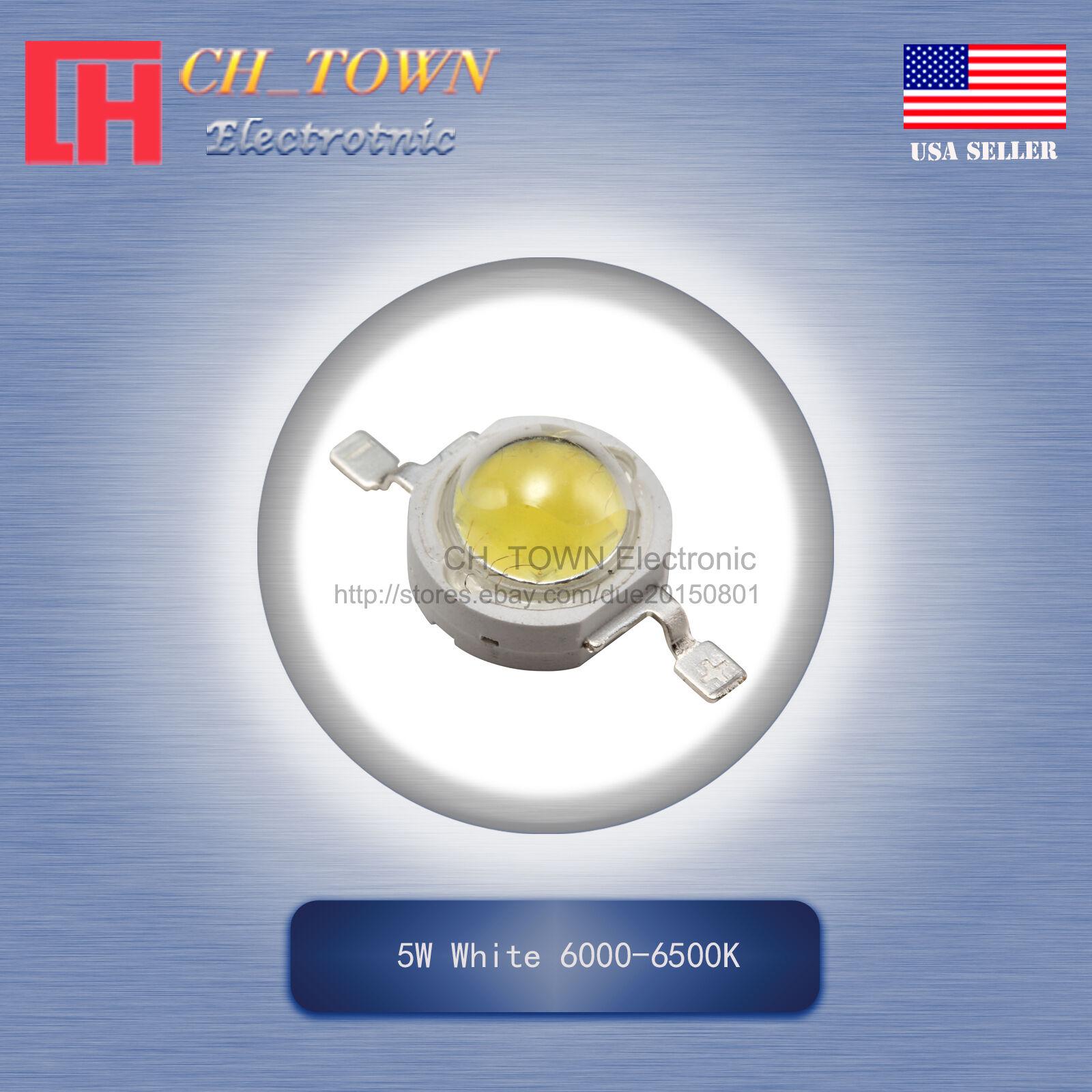 2000Pcs 3W vatios Alta Potencia Azul 460-470nm placa de circuito impreso